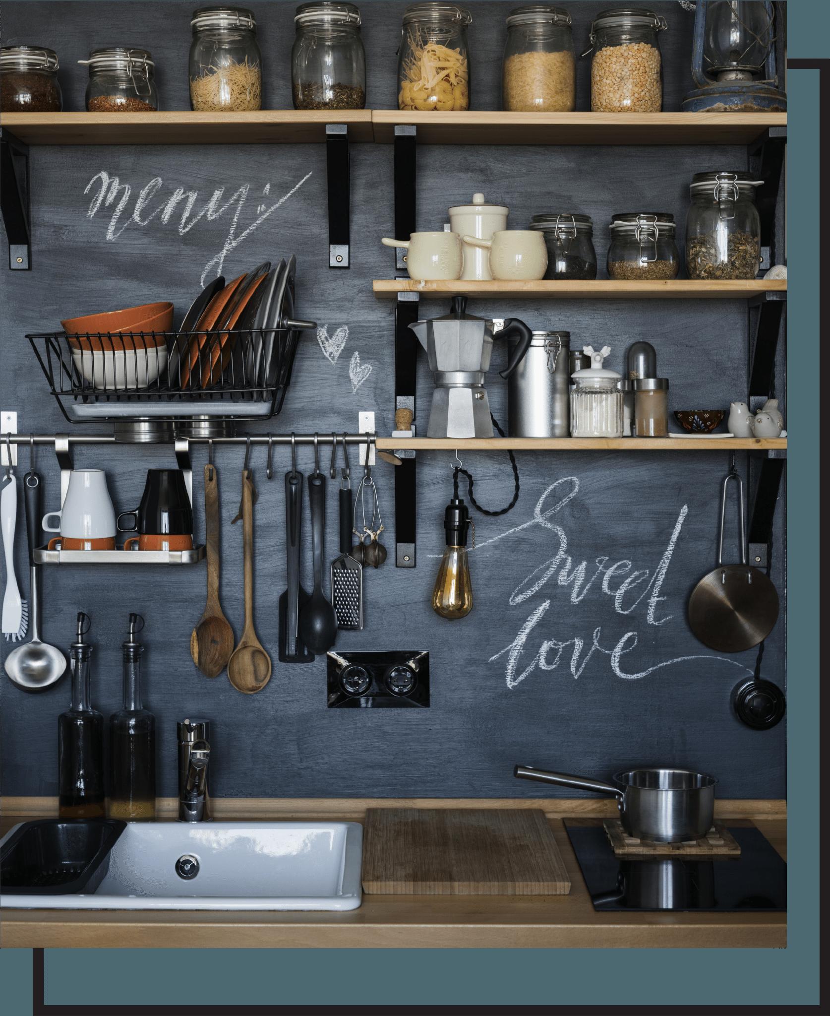 kitchen renovation-home improvement